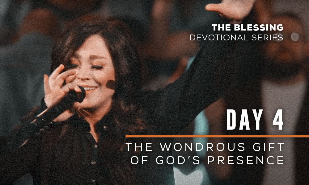 Day 4 The Wondrous Gift of God's Presence