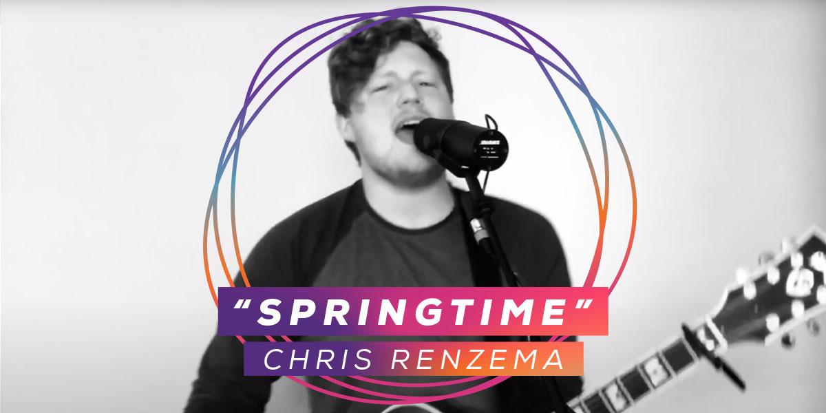 """Springtime"" by Chris Renzema"