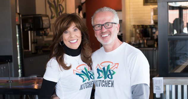 Owners of DV8 Kitchen