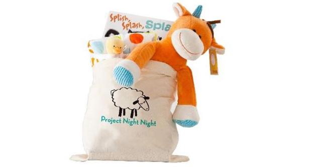 Logo for Project NightNight