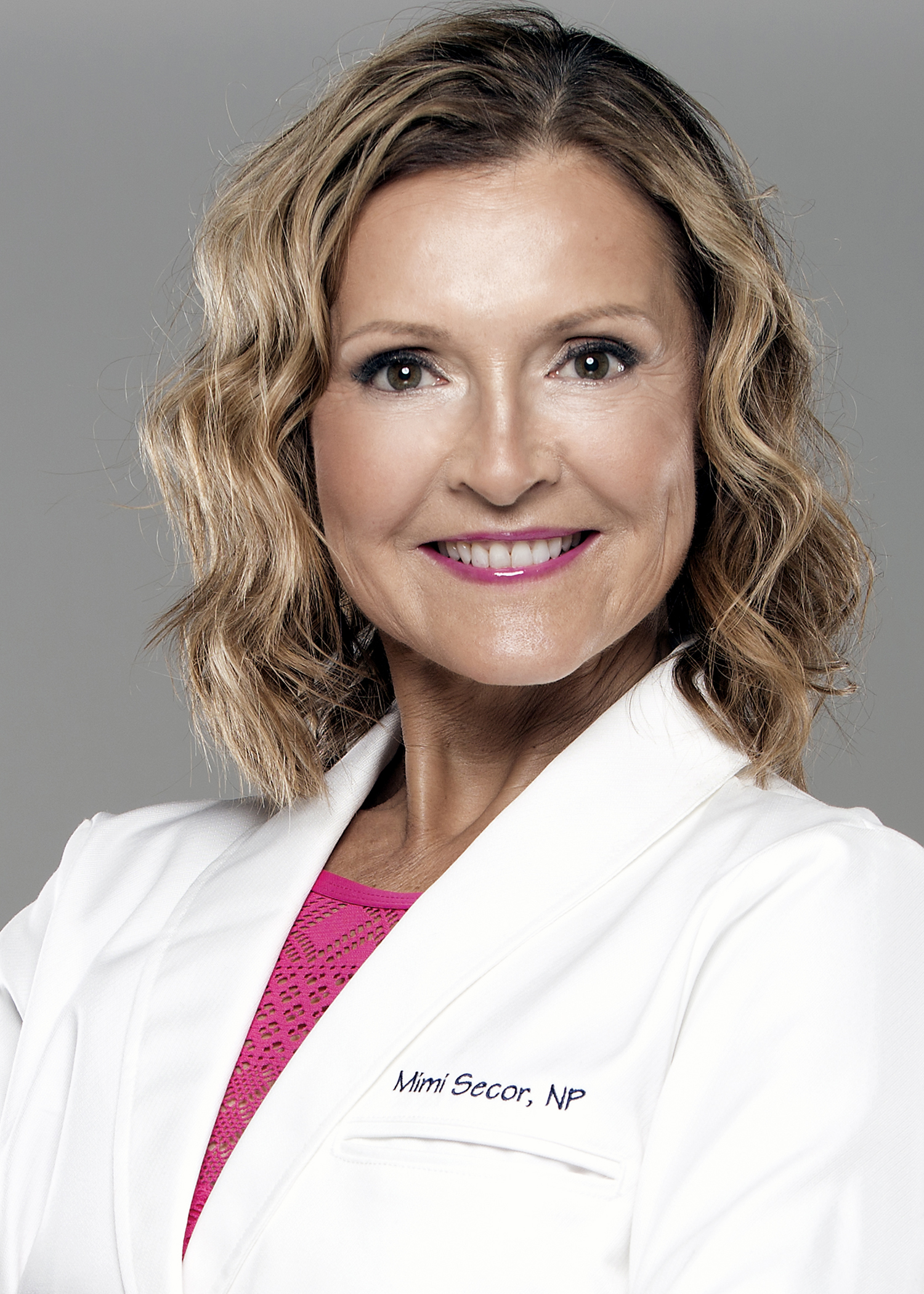 Headshot of Dr. Mimi Secor NP