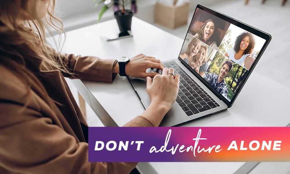 Don't Adventure Alone