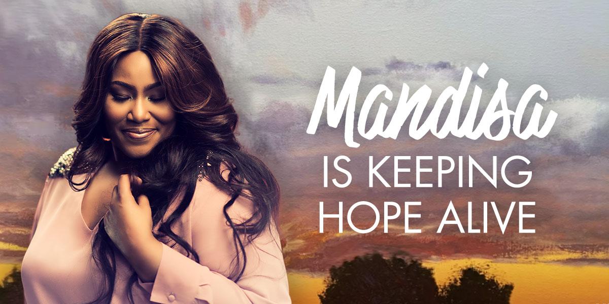 Mandisa and Jon Reddick Keep Hope Alive with New Song
