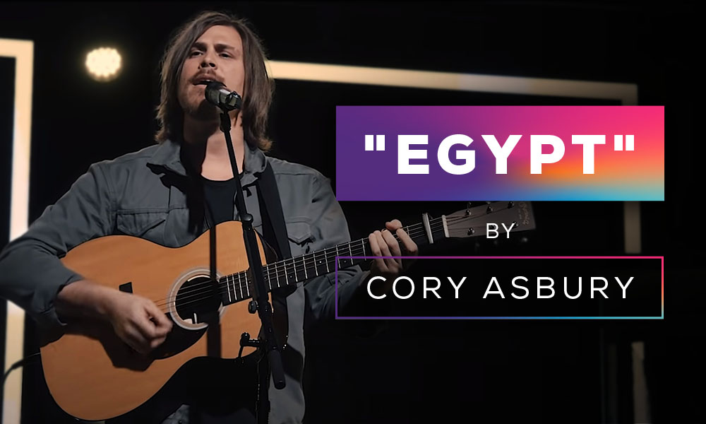 """Egypt"" by Cory Asbury"