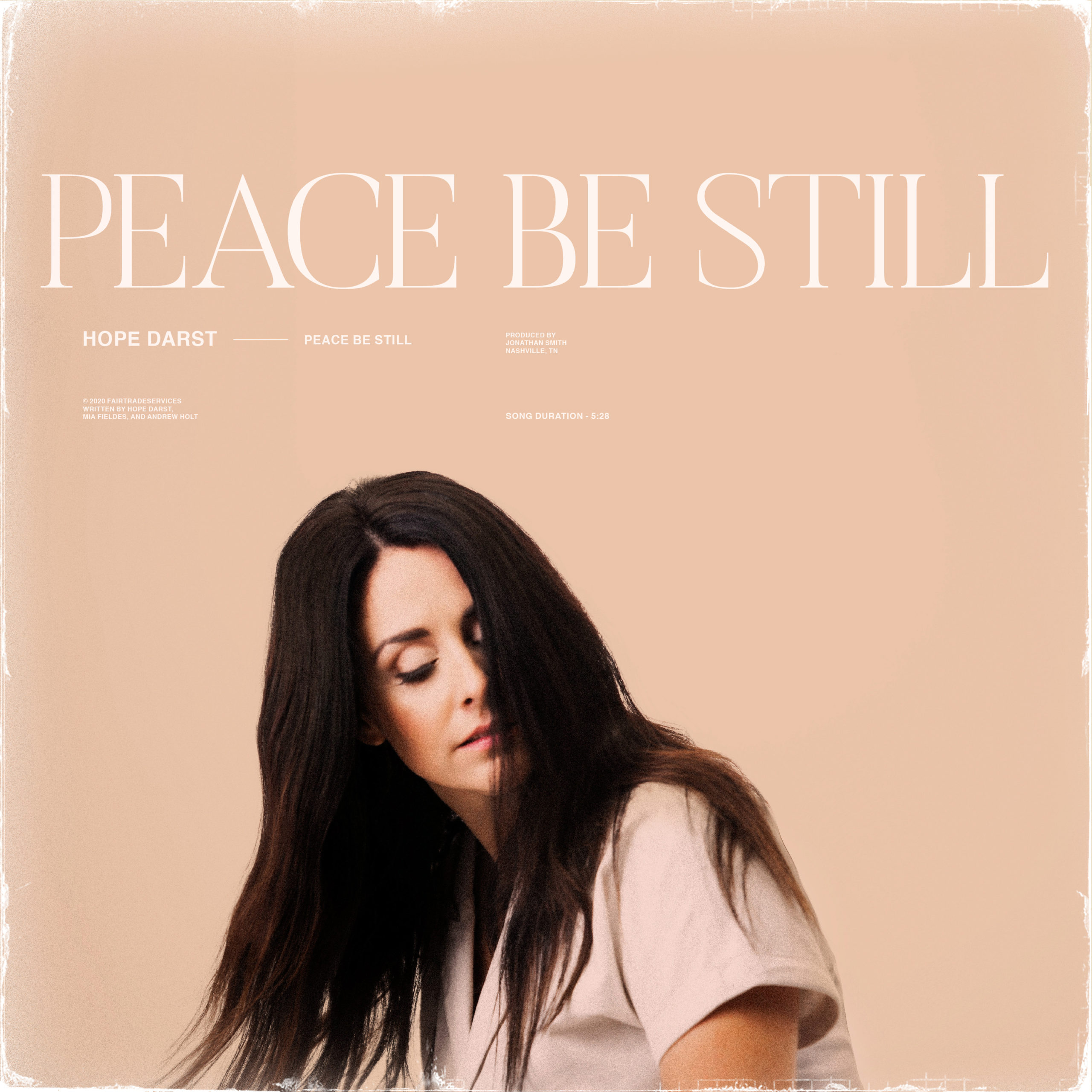 Peace Be Still - Single