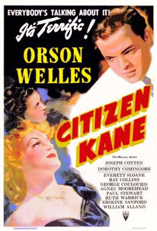 Citizen Kane poster